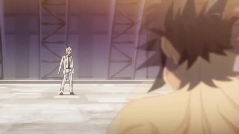 Хранитель вечности 8 серия [русская озвучка Aniplay.TV] UQ Holder!: Mahou Sensei Negima! 2