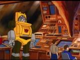 The Transformers (G1) - 2x07 - The Autobot Run