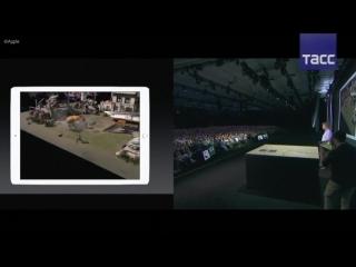 Презентация Apple- iOS 11, HomePod, iMac Pro и другие новинки