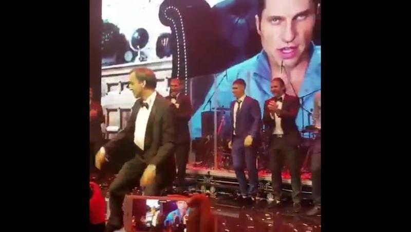 Танец вице-премьера Дворковича