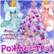 Рождество!!!