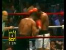 Майк Тайсон - Регги Гросс 22 Mike Tyson vs Reggie Gross 22 бой