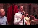 Свадьба Ильи и Дарьи в арт-кафе «Арсенал»
