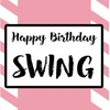 Happy Birthday, Swing!