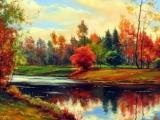 Осенний романс - слова-Алексея Осидака Музыка и исполнение-Жанны Вишняковой