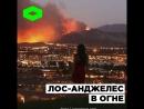 Пожар в Калифорнии | ROMB