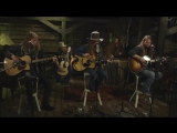 Blackberry Smoke - One Horse Town (Acoustic Live at Google-YouTube)