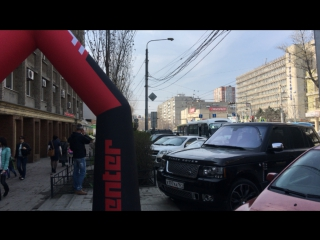 ПРО дикие ростовские маршрутки по адресу ул. Красноармейская 176