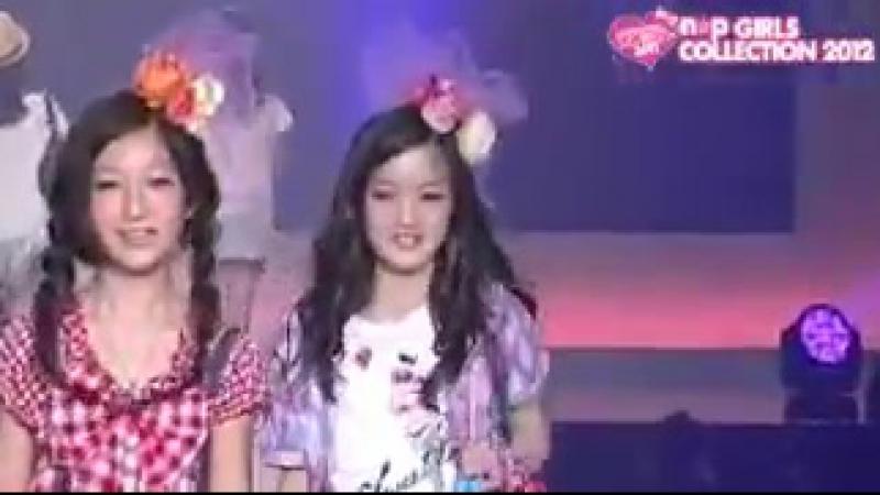 Batten ShowJo Tai no AiChan - Chibi Top Model