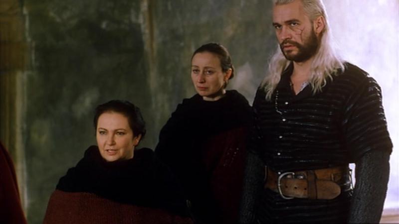 Ведьмак (Wiedzmin) (2001) (Польский Фентази Приключенческий Фильм)