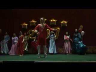 Indian dance from Oskemen Nurorda
