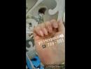 Аппаратный маникюр, покрытие гель, Вязка. так захотелось себе утеплить ноготки студияформаярославль Работа мастера Екатерины