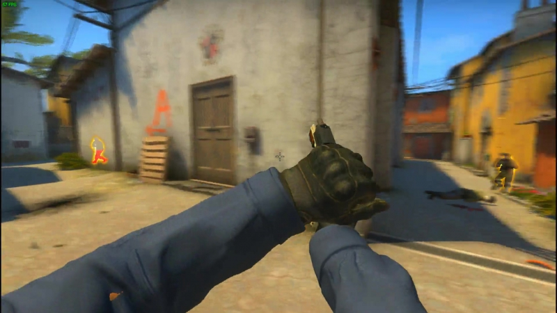 -4 FAMAS AK-47