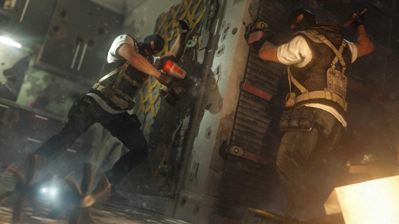 Скриншот игры Tom Clancy's Rainbow Six Siege (Year 3 Pass)