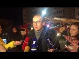ИнтервьюАлександраБречаловас места обрушения подъезда на Удмуртской 261