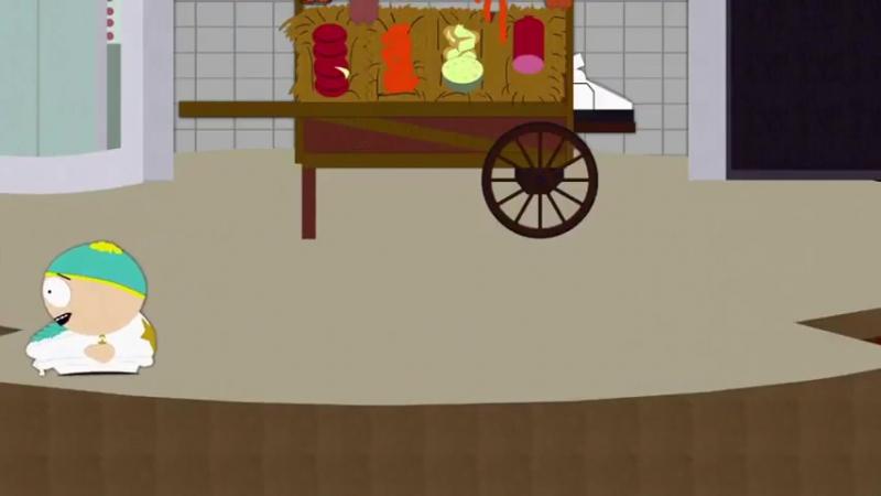 South Park Deus Vai te Catar