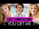 Confessions w- Nash Grier, Bella Thorne the YOU GET ME Movie Cast! I Streaming on Netflix June 23!