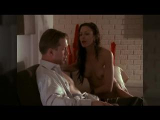 Nudes actresses (Kari Wuhrer, Karin Albou) in sex scenes / Голые актрисы (Кэри Вюрер, Карин Альбу) в секс. сценах