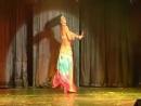 Valeria Bakurova @ 2012 Eilat international bellydance festival 15261