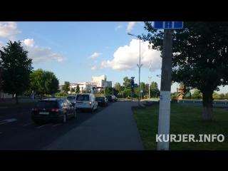 Перекрёсток М. Богдановича - Виленской