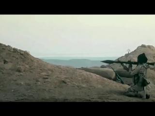 18+ (Сирия) Снайпер убил боевика