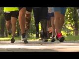 Как бегать без ног. Участники марафона морской пехоты США провели тренировку в Киеве