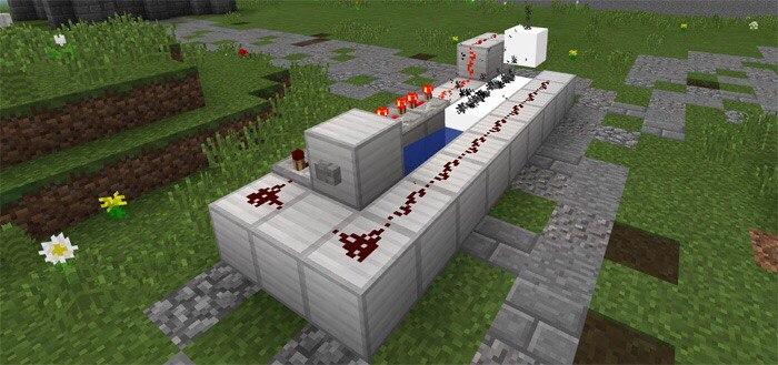 "Карта ""Medieval TNT Wars"""