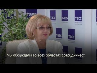 Председатель Заксобрания Свердловской области Людмила Бабушкина