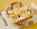 Просто печенье на сковороде