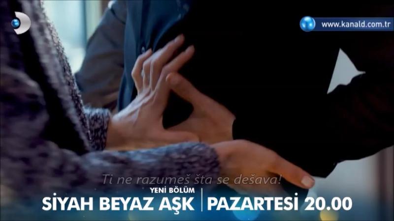 Crno bela ljubav 4 epizoda 1 najav
