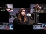IAMX - The background noise (cover)