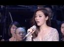Une chanteuse chinoise reprend la chanson du film le Cinquième élément avec un Orchestre