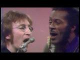 Chuck Berry &amp John Lennon (1972) HQ