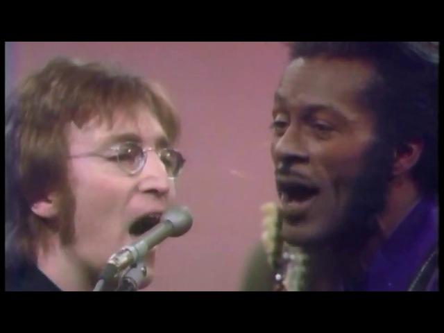 Chuck Berry John Lennon (1972) HQ