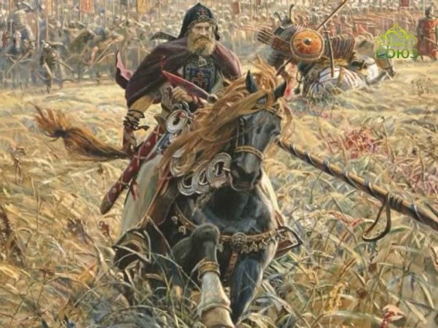 Выставка Павла Рыженко Судьба державы. 2 часть