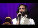 Conchita Wurst - Out of Body Experience (Brucknerhaus Linz, 10.03.2017)