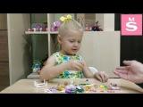 Конструктор LEGO Disney Princess Салон красоты Дэйзи 41140 Собираем с папой