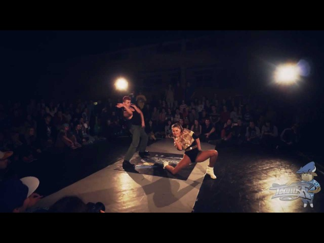 Dmitry Ninja- Bonchinche' vs Alena Vogue Battle Final TEAMKA-2012