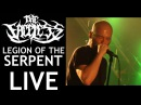 The Faceless, Legion of the Serpent,Live HD,Dec 3 2012,St Catharines Ont