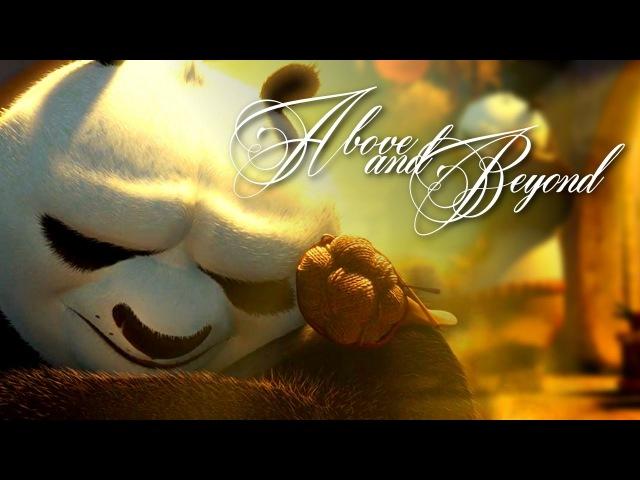Kung Fu Panda - Trilogy - Above and Beyond (Audiomachine)