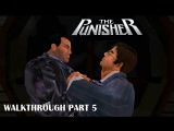 The Punisher Video Game (PC) - Walkthrough - Part 5