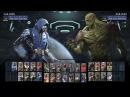 Injustice 2 Coolest Sub-Zero Feature (ICE KLONE TURNS INTO PENGUIN)