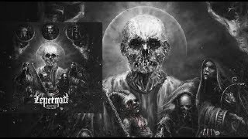 Lepergod - Siniestro Extasis [Full Album] 2017