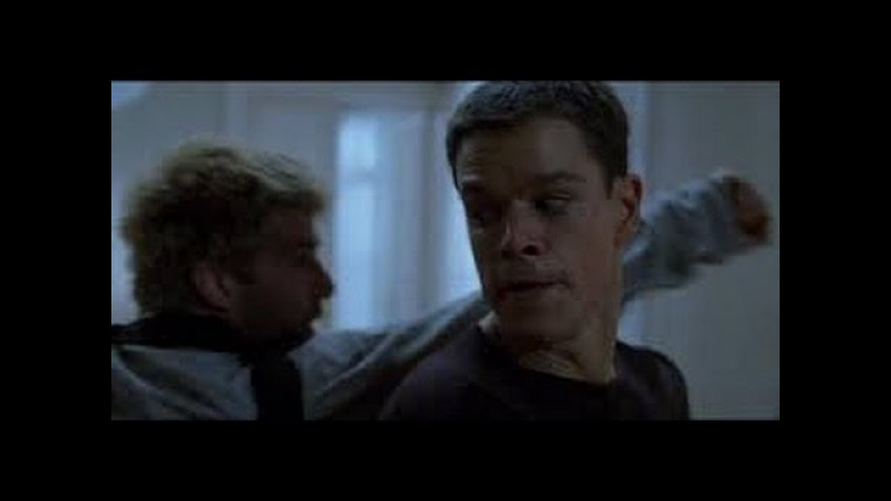 The Bourne Identity (2002) Franka Potente, Matt Damon Movies
