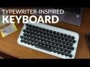 Lofree Mechanical Keyboard Review