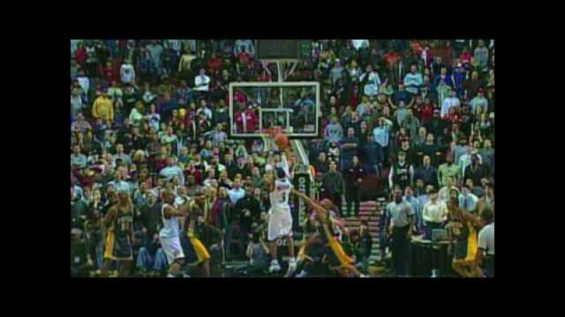 Historical Tissot Buzzer Beater: Allen Iverson Game Winner vs. the Indiana Pacers