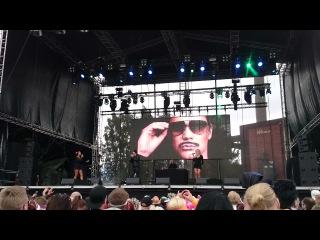 Günther Teeny Weeny String Bikini👙 LIVE @ WE LOVE THE 90's Helsinki 26.8.2017
