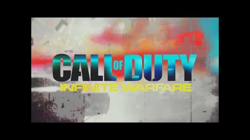 Call Of Duty: Infinite Warfare Anime Opening Parody (credit version)
