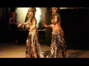 "Tribal Project ""Glow Sisters"" @ Kira Lebedeva and Maria Kalinovskay in Krivoy Rog 2016"