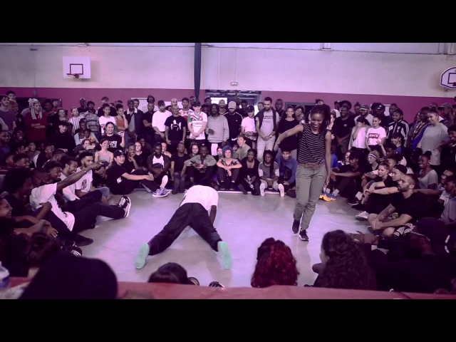 1 8 de Final Melting'G Battle 5th EDITION Dykens Sarcellite Vision'R vs Sandrine